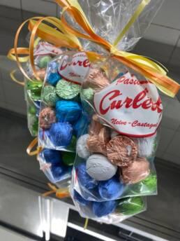 Cioccolatini Pasqua Ovetti e campanelle 290 gr