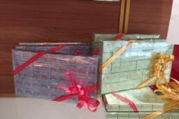 confezione regalo cremini grande 45 pz