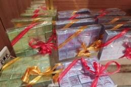 confezione regalo cremini 20 pz
